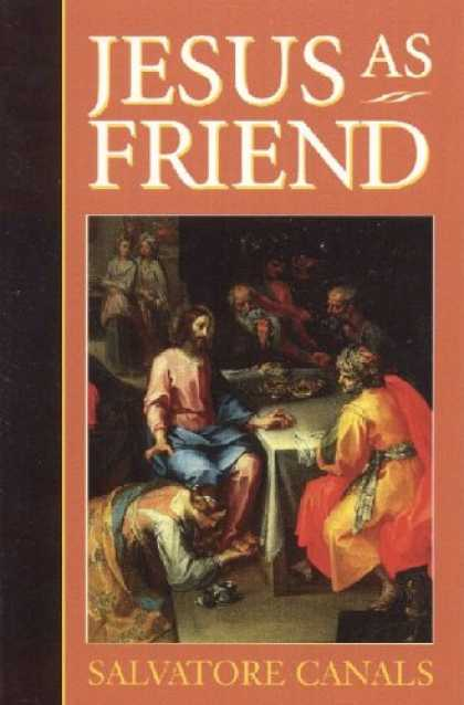 Books About Friendship - Jesus as Friend