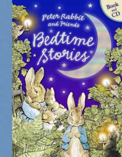 Books About Friendship - Peter Rabbit and Friends Bedtime Stories Book and CD (Potter)