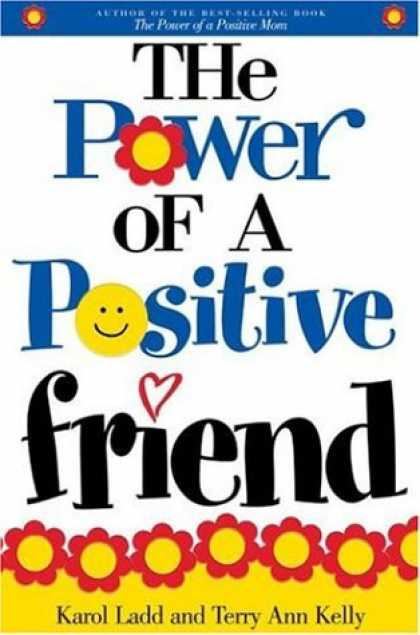 Books About Friendship - Power of a Positive Friend GIFT
