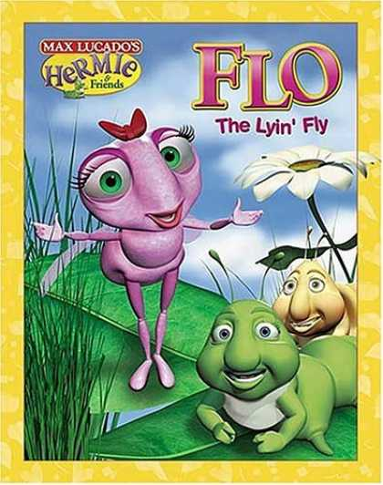 Books About Friendship - Flo the Lyin' Fly (Max Lucado's Hermie & Friends)