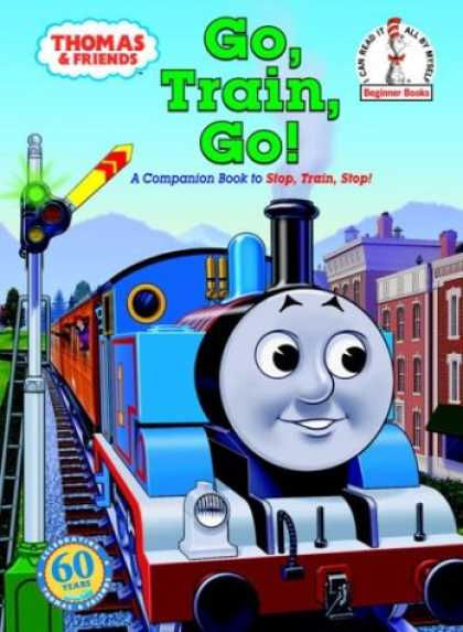 Books About Friendship - Thomas & Friends: Go, Train, Go! (Beginner Books(R))