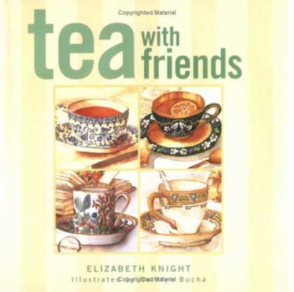 Books About Friendship - Tea with Friends