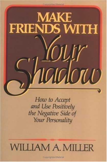 Books About Friendship - Make Friends With Your Shadow