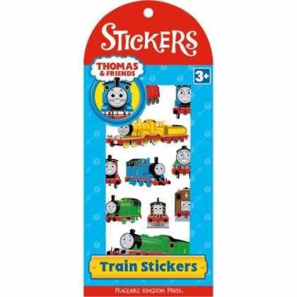 Books About Friendship - STK9 - Thomas & Friends Train Stickers