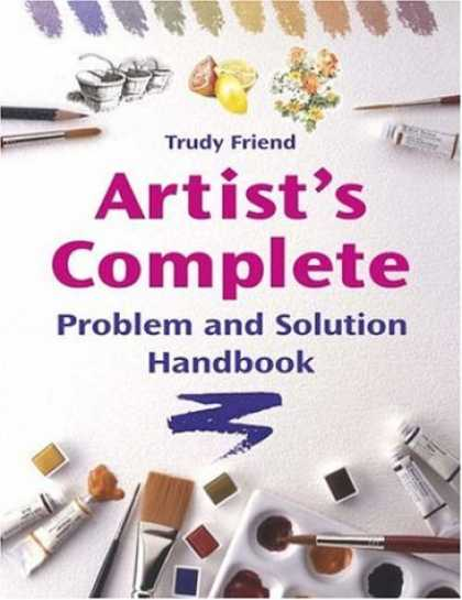 Books About Friendship - Artists Complete Problems & Solutions Handbook