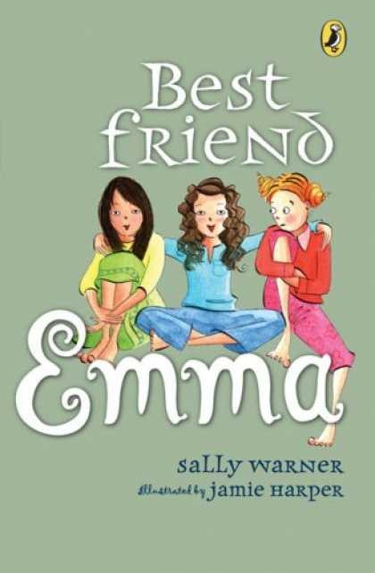 Books About Friendship - Best Friend Emma