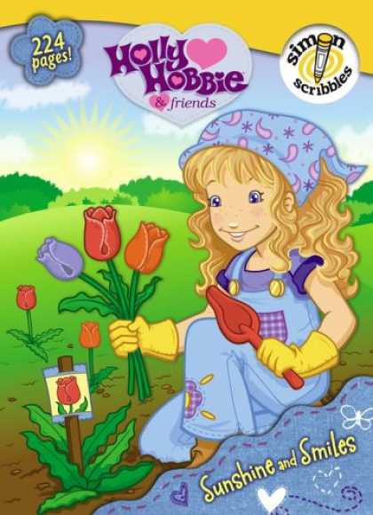 Books About Friendship - Sunshine and Smiles (Holly Hobbie & Friends)