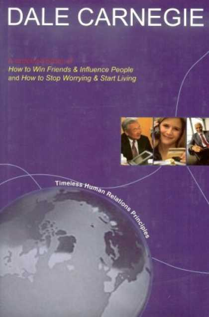 Books About Friendship - Dale Carnegie- A Combined Edition of How to Win Friends & Influence People, How