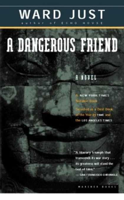 Books About Friendship - A Dangerous Friend