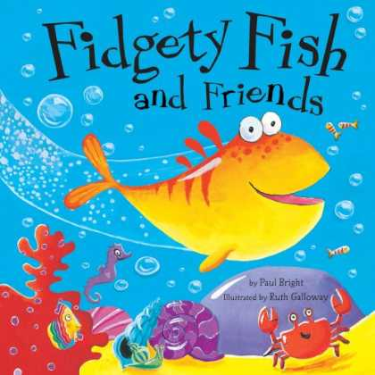 Books About Friendship - Fidgety Fish and Friends