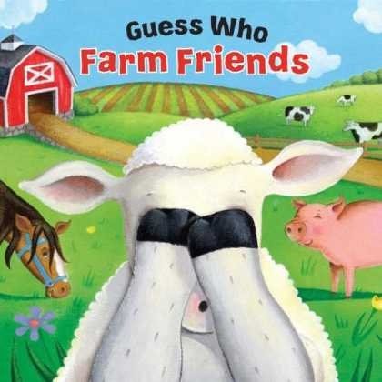 Books About Friendship - Farm Friends (Guess Who?)