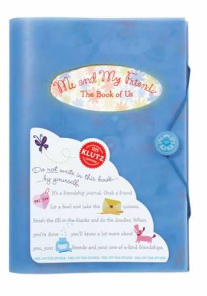 Books About Friendship - Me and My Friends: The Book of Us (Colors may vary) (Klutz)