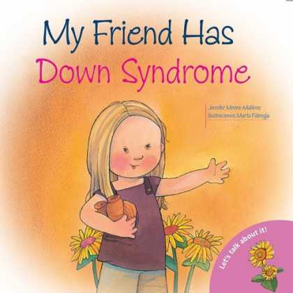 Books About Friendship - My Friend Has Down Syndrome (Let's Talk About It)