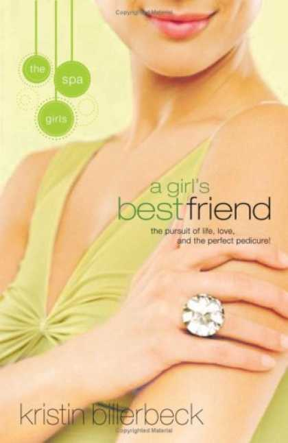 Books About Friendship - A Girl's Best Friend (Spa Girls)