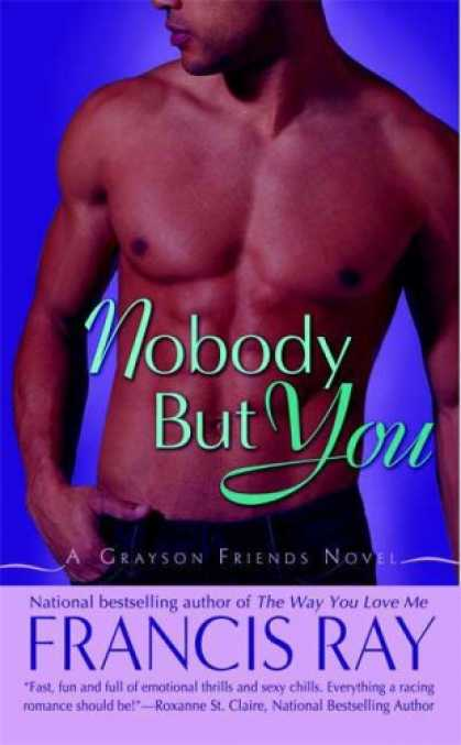 Books About Friendship - Nobody But You: A Grayson Friends Novel