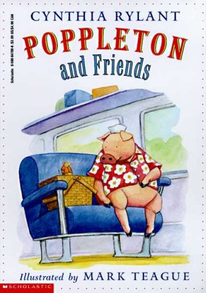 Books About Friendship - Poppleton And Friends