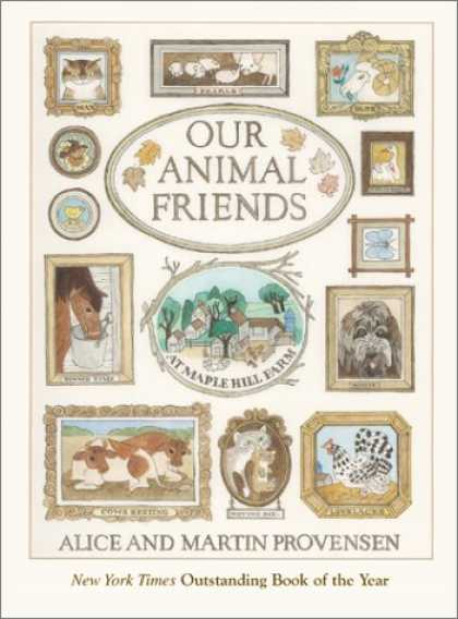 Books About Friendship - Our Animal Friends At Maple Hill Farm