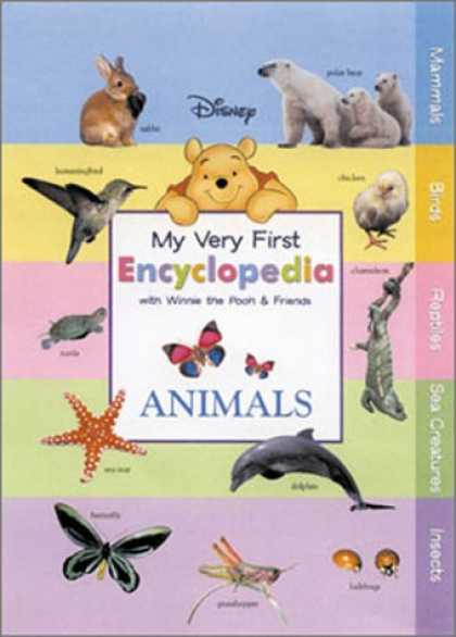 Books About Friendship - My Very First Encylopedia with Winnie the Pooh and Friends: Animals