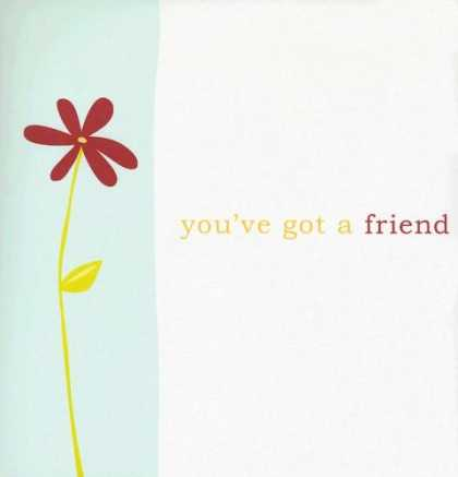 Books About Friendship - You've Got a Friend (Gift of Inspirations)
