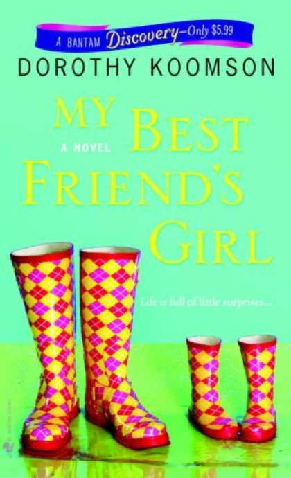 Books About Friendship - My Best Friend's Girl