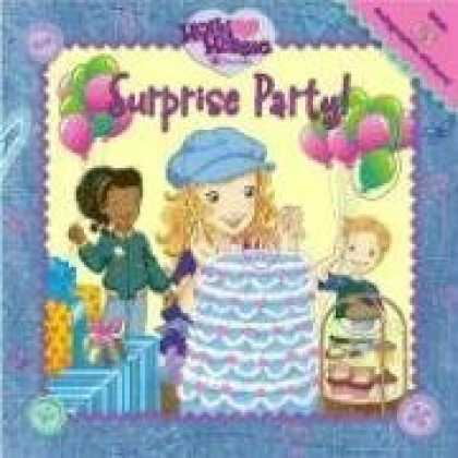 Books About Friendship - Surprise Party! (Holly Hobbie and Friends)