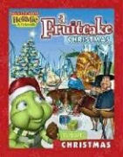 Books About Friendship - A Fruitcake Christmas (Max Lucado's Hermie & Friends)
