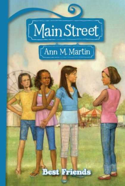 Books About Friendship - Best Friends (Main Street)