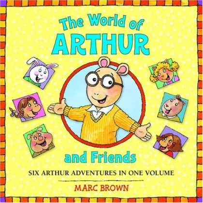 Books About Friendship - The World of Arthur and Friends