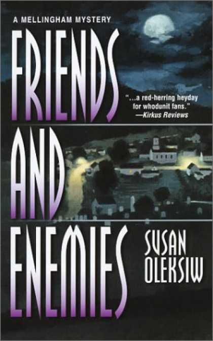 Books About Friendship - Friends and Enemies: A Mellingham Mystery