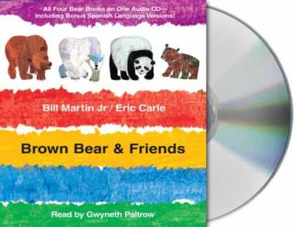 Books About Friendship - Brown Bear & Friends CD