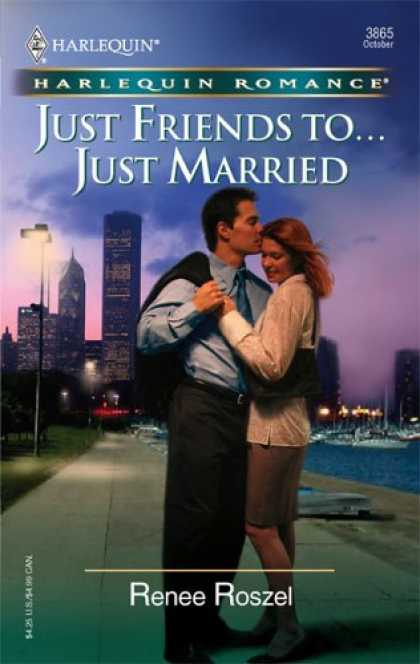 Books About Friendship - Just Friends To...Just Married (Harlequin Romance)