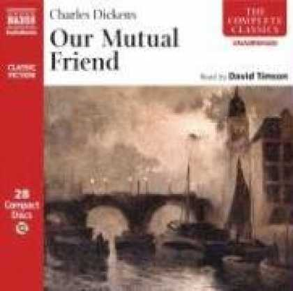 Books About Friendship - Our Mutual Friend (The Complete Classics)