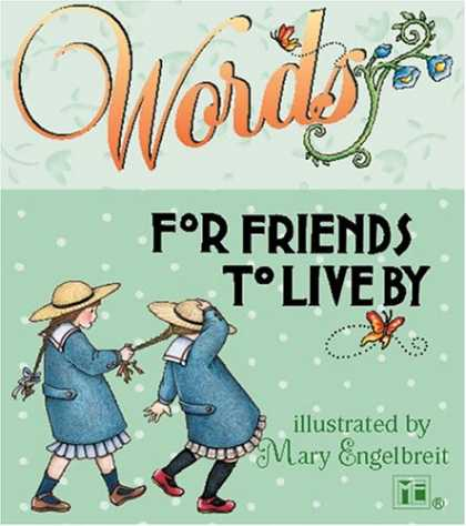 Books About Friendship - Words for Friends to Live By (Boxed Kits)