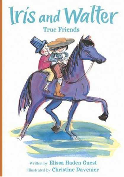 Books About Friendship - Iris and Walter, True Friends