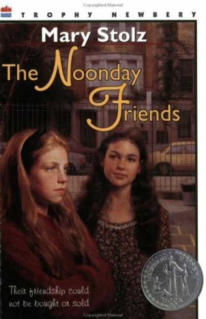 Books About Friendship - The Noonday Friends (Harper Trophy Books)