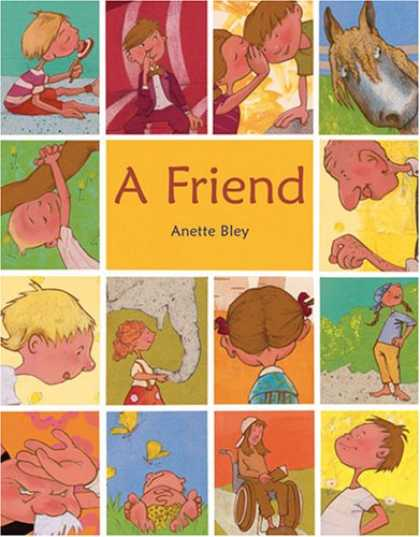Books About Friendship - A Friend