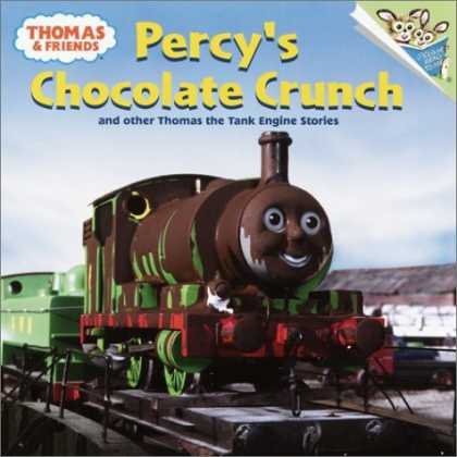 Books About Friendship - Thomas and Friends: Percy's Chocolate Crunch and Other Thomas the Tank Engine St