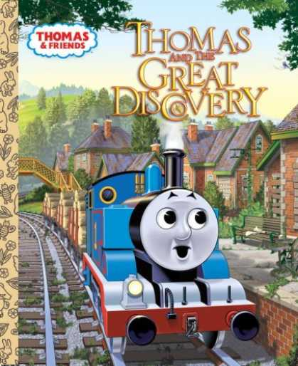 Books About Friendship - Thomas and the Great Discovery (Thomas & Friends)