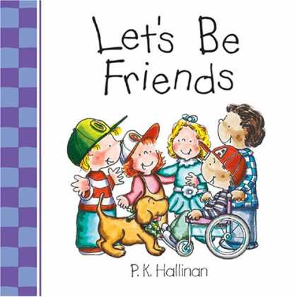 Books About Friendship - Let's Be Friends