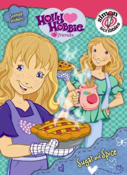 Books About Friendship - Sugar and Spice (Holly Hobbie & Friends)
