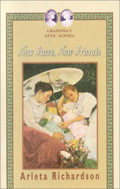 Books About Friendship - New Faces, New Friends