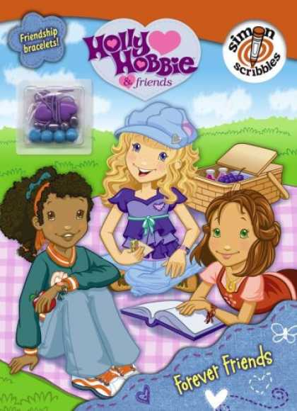 Books About Friendship - Forever Friends (Holly Hobbie & Friends)