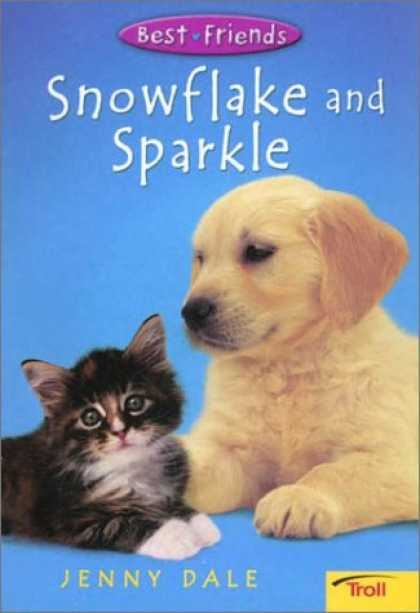 Books About Friendship - Snowflake and Sparkle (Best Friends, Book 1)