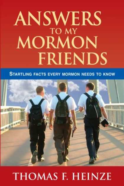 Books About Friendship - Answers to my Mormon friends