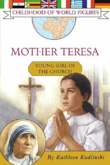 Books About Friendship - Mother Teresa: Friend to the Poor (Childhood of World Figures)