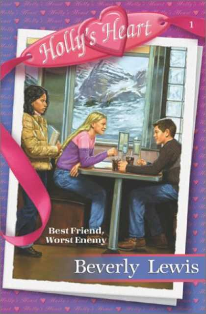 Books About Friendship - Best Friend, Worst Enemy (Holly's Heart, Book 1)