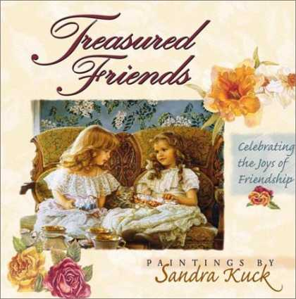 Books About Friendship - Treasured Friends