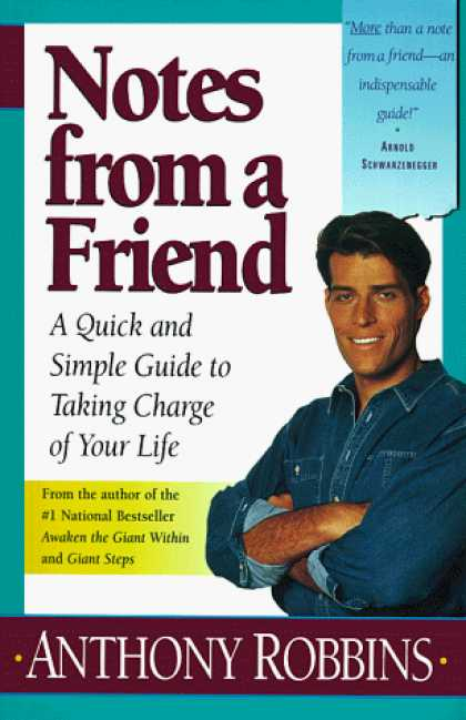 Books About Friendship - Notes from a Friend: A Quick and Simple Guide to Taking Control of Your Life