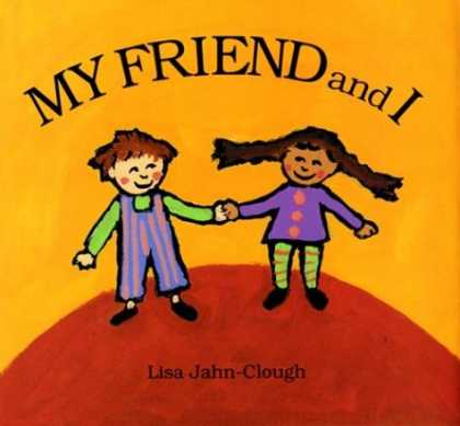 Books About Friendship - My Friend and I