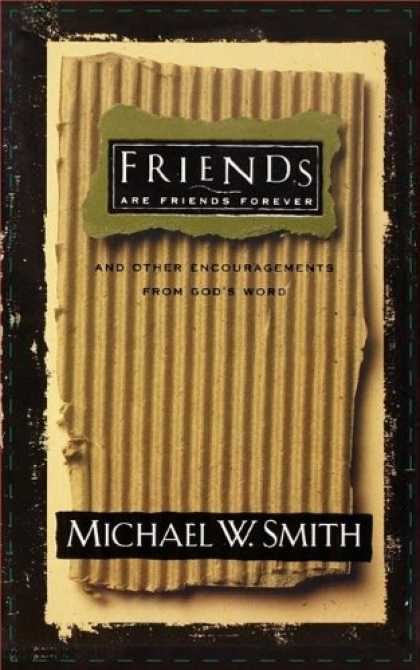 Books About Friendship - Friends are Friends Forever